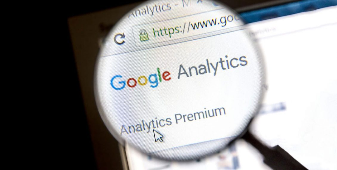 Use google analytics to improve content marketing of your dental practice website.