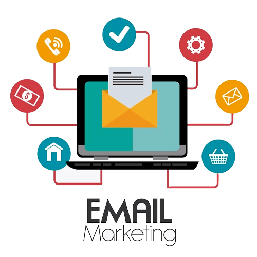 Email Marketing Digital Computer