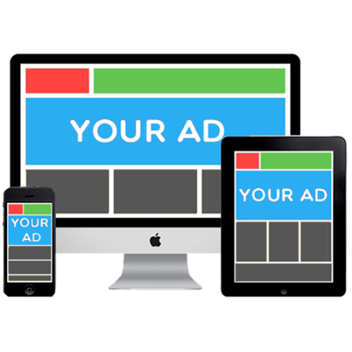 Display Advertising on different platforms computer mobile and tablet
