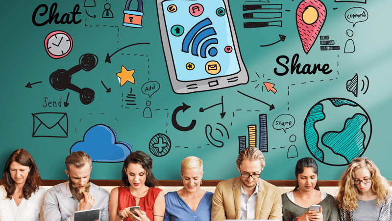 Why You Need To Incorporate A Social Messaging Strategy Into Your Dental Practice Website