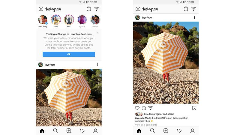 Instagram Is Starting To Hide Likes… Here's Why That's A Good Thing For Your Business